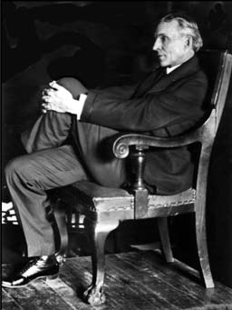Henry Ford 2 Henry Ford, Anak Nakal Tapi Patuh Pada Orang Tua