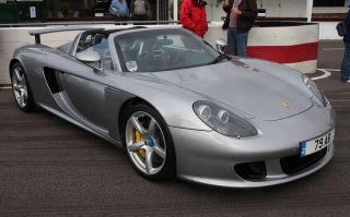 Porsche Carrera GT | Mobil Termahal di Dunia
